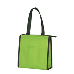 Two-Tone Non-Woven Lunch Bag