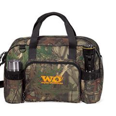 Apex Camo Sport Bag