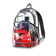 Clear Event Backpack