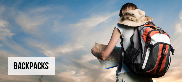 Custom Imprinted Promotional Backpacks